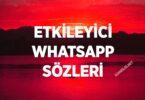 ağır whatsapp durum sözleri