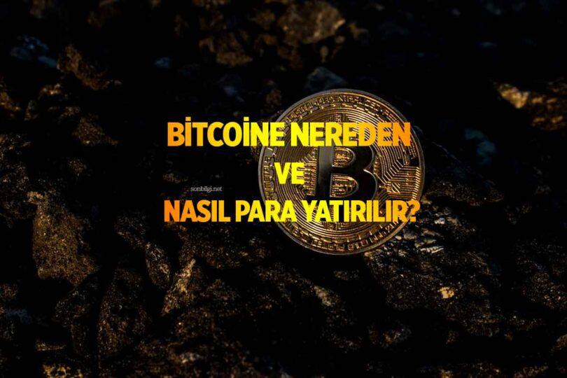 Nasıl Bitcoin Alırım?