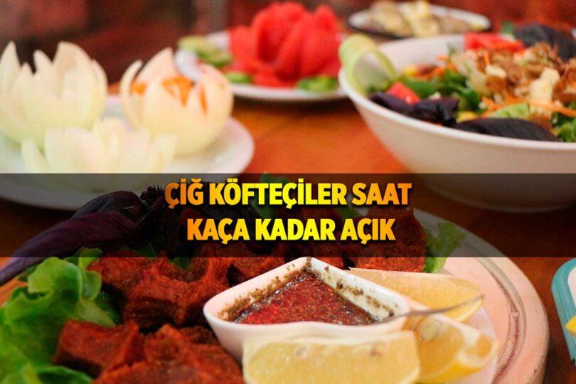 İzmir Çiğ Köfteçi
