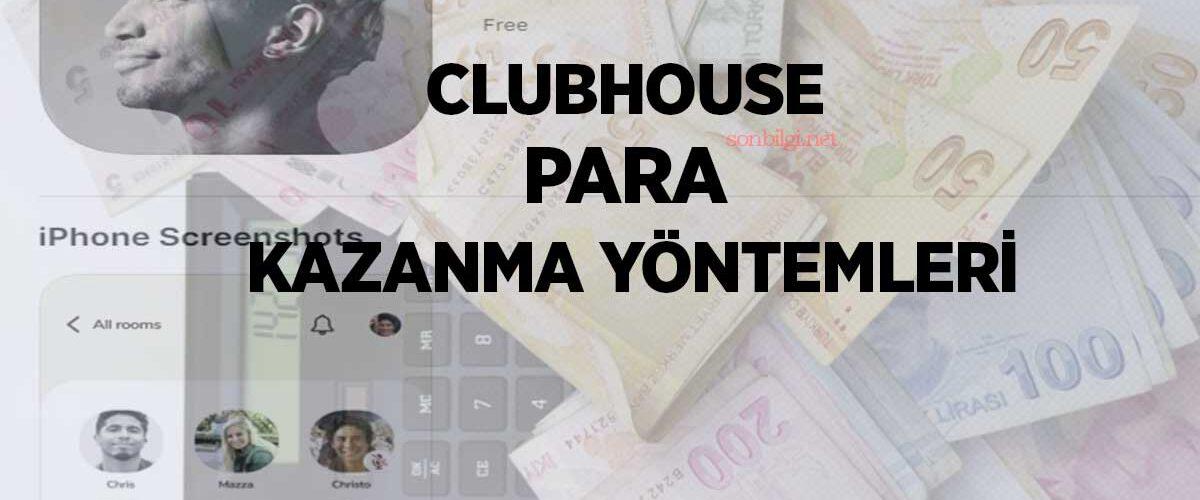 Clubhouse Nasıl Para Kazanırım