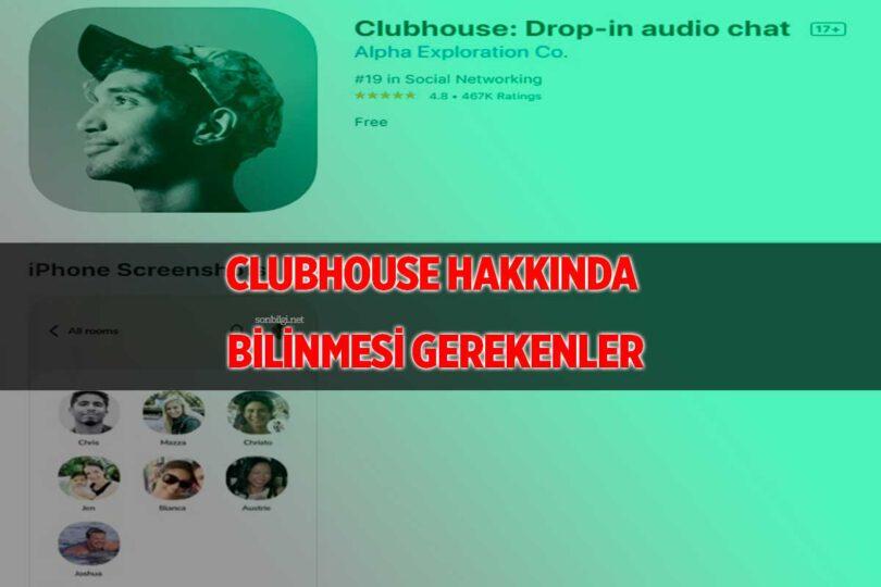ClubHouse davet kodunu nasıl alabilirim?