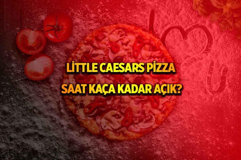Little Caesars Pizza Paket Servisi