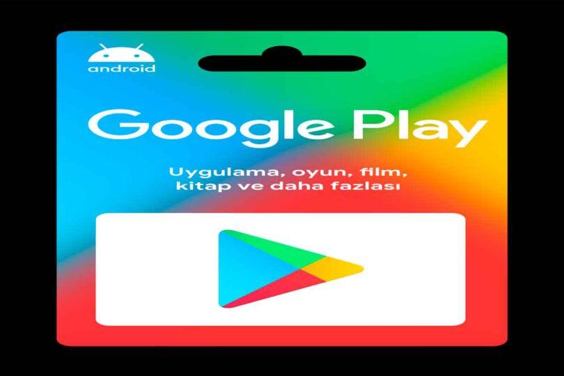 Google Play Kodu Bedava Hile