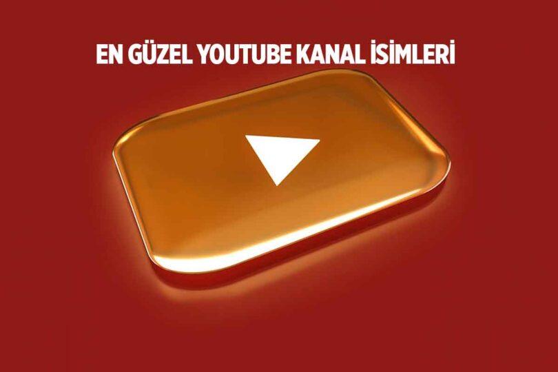Youtube Tek Kanal Adı