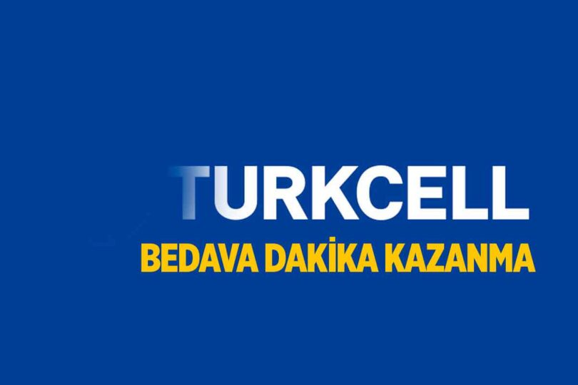 Turkcell Bip Dakika Kazanma
