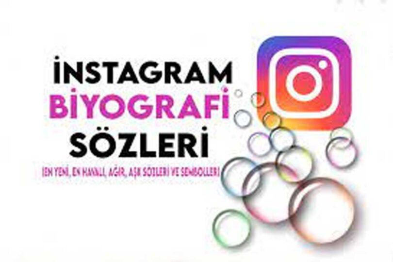 Havalı instagram Biyografi Sözleri