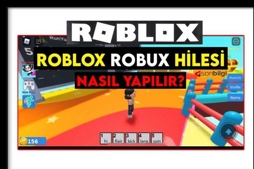 100 Calisan Robux Hillesi